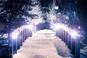cypress holiday lighting
