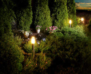 tomball landscape lighting