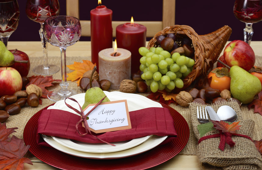 4 Ways to Decorate for Thanksgiving